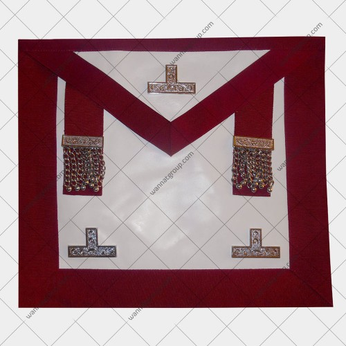 Craft Provincial Stewards Apron with Levels