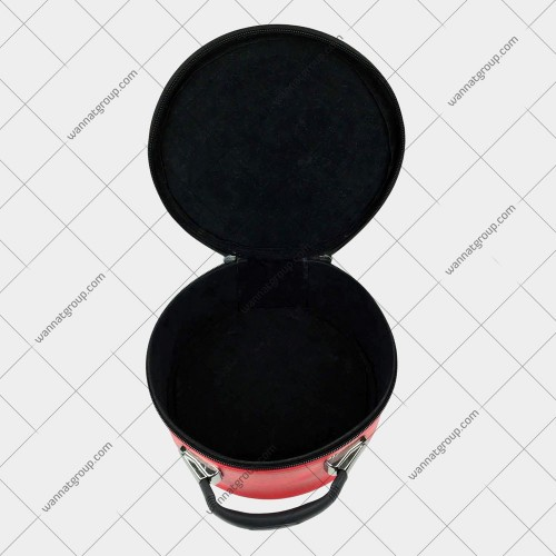 Scottish Rite Cap Case Red
