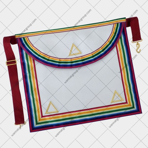 Royal Ark Mariner Grand Officers Apron