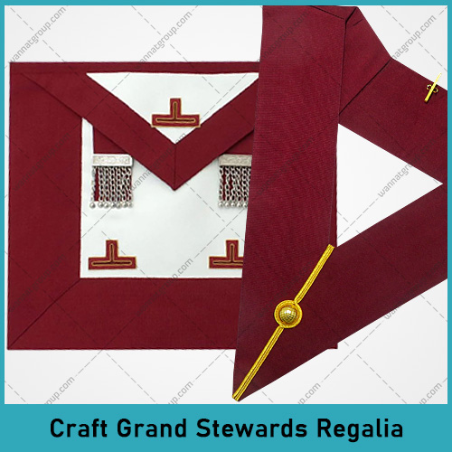 Craft Grand Stewards Regalia