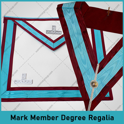 Mark Member Degree Regalia