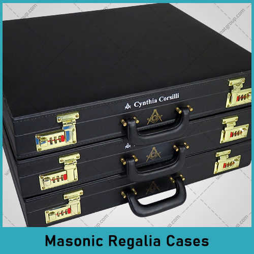Masonic Regalia Cases