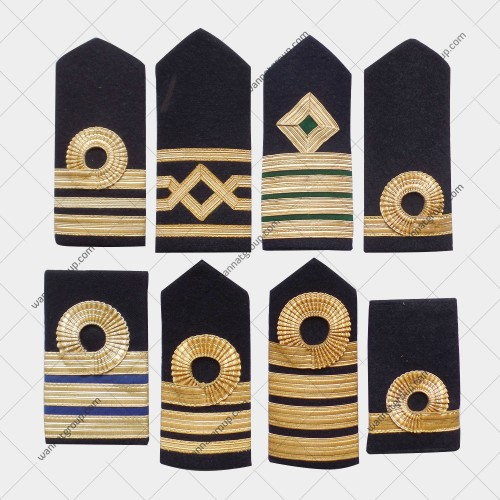 Navy Lieutenant Shoulder
