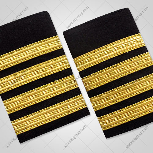 Pilot Uniform Stripes / Epaulettes