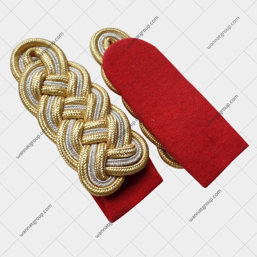 German Army General Officer Shoulder Boards